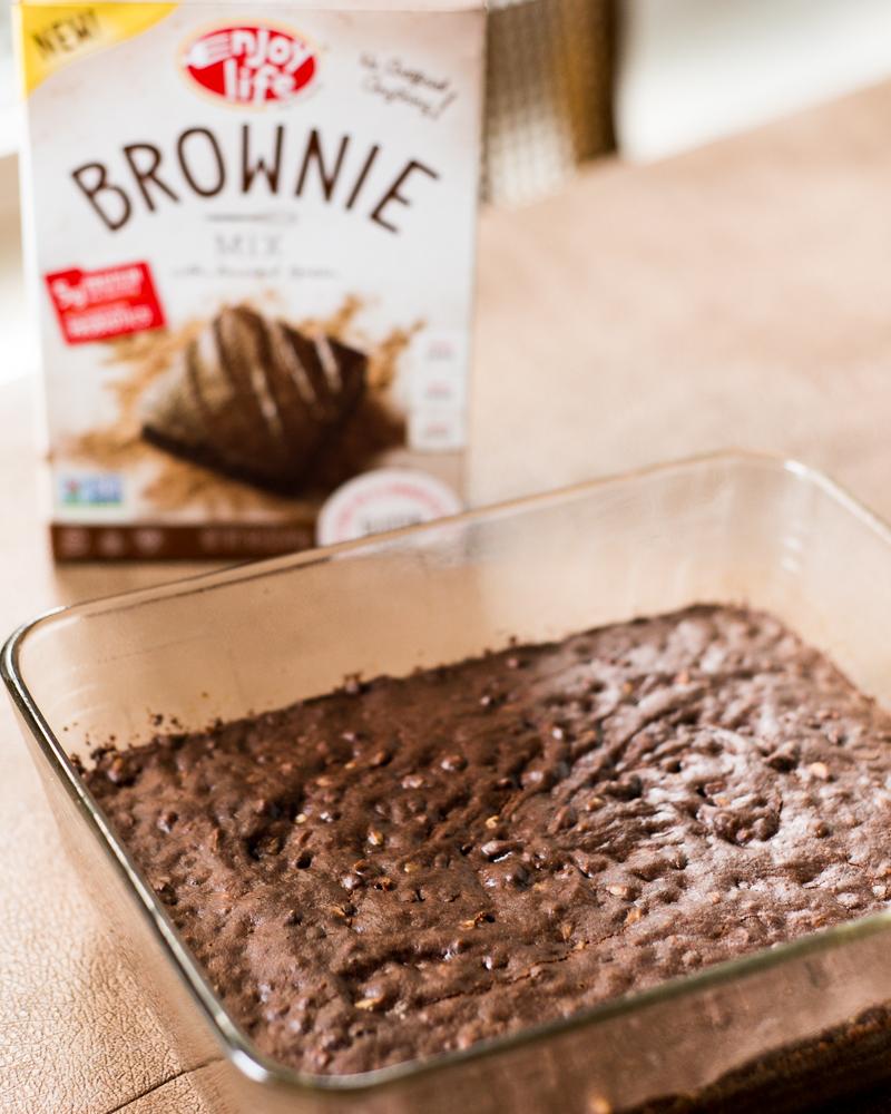 Enjoy Life Brownie Mix (vegan/plant based and gluten free)